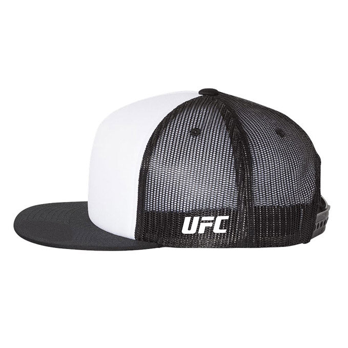 UFC Sugar Show Cultivate Capsule Trucker Cap - Black