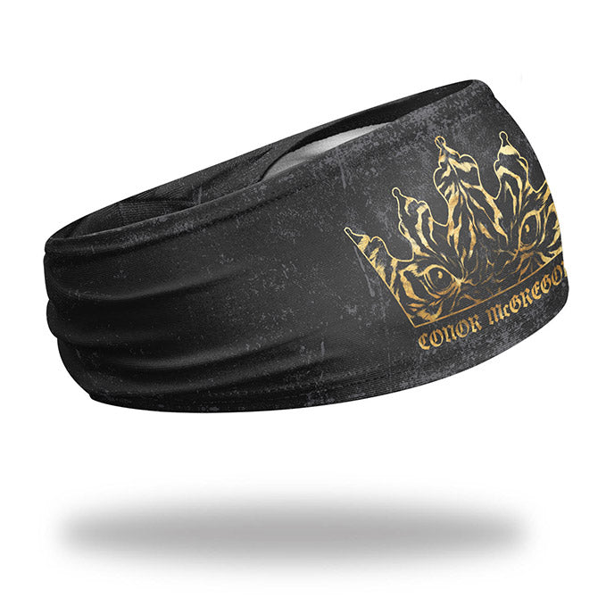 UFC Conor McGregor Tiger Eye Crown Headband