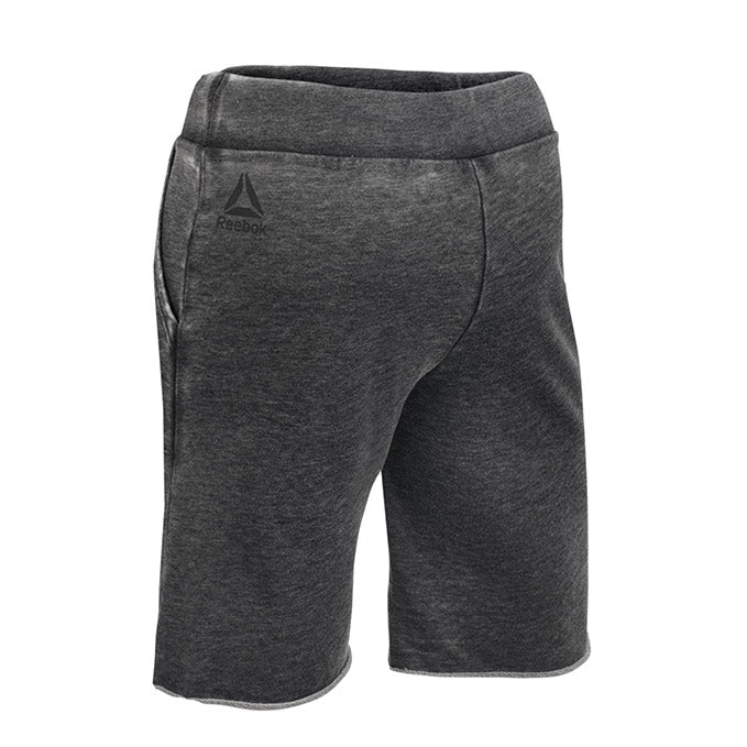 UFC Team Khabib Fleece Shorts - Grey Heather