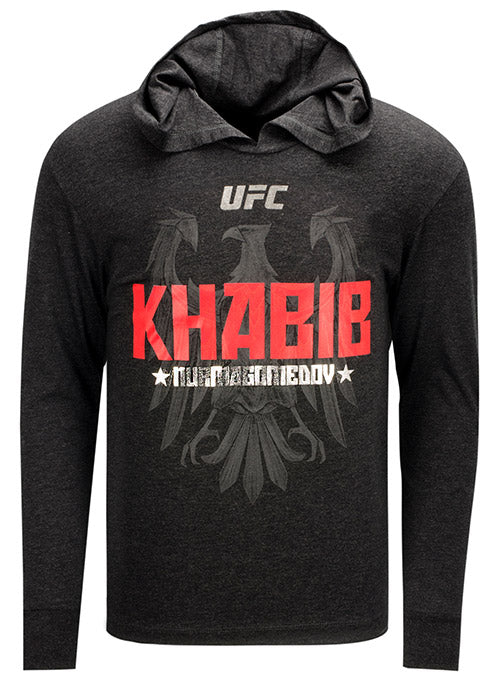 UFC Khabib Nurmagomedov Red Eagle Hood with Foil