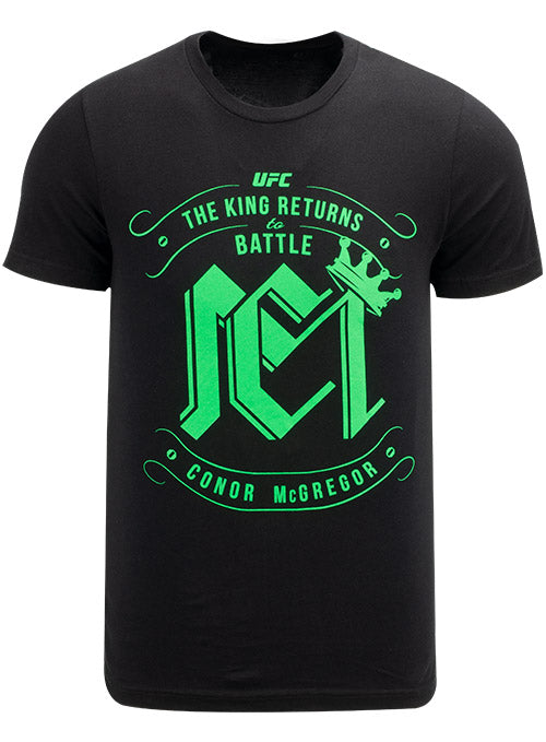 UFC Conor McGregor The King Returns T-Shirt