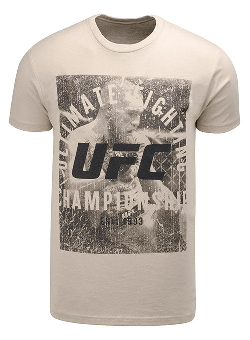 UFC Conor McGregor Photo T-Shirt
