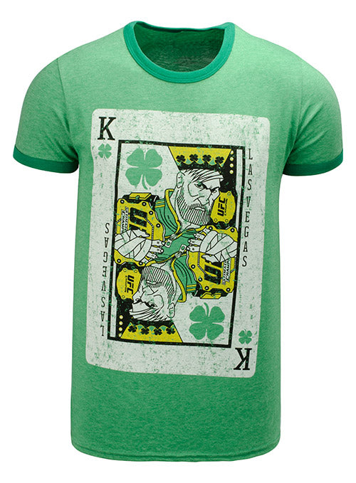 UFC Conor McGregor Shamrock T-Shirt
