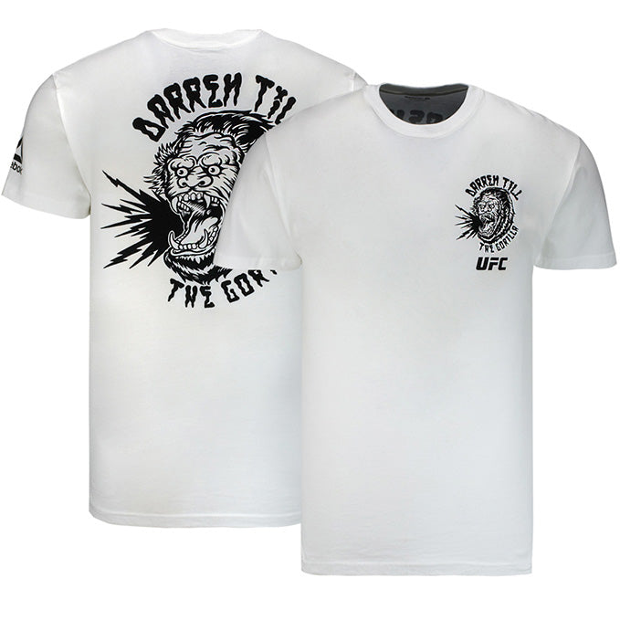 Reebok Darren Till White UFC Spirit Animal T-Shirt