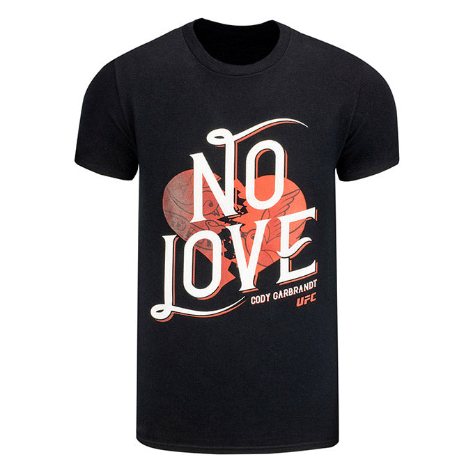 UFC Cody Garbrandt No Love T-Shirt