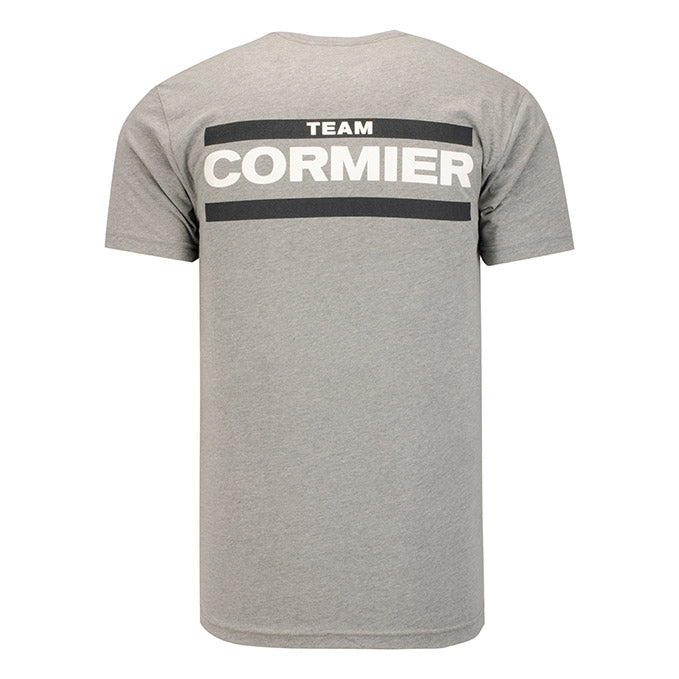 UFC Reebok Team Cormier Men's T-Shirt - Grey