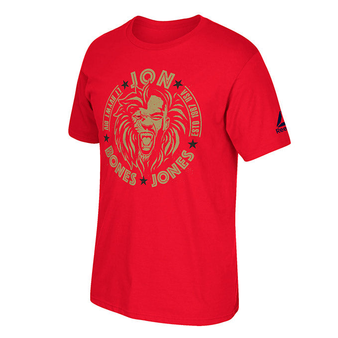 UFC 239 Jon Jones Walkout Replica T-Shirt