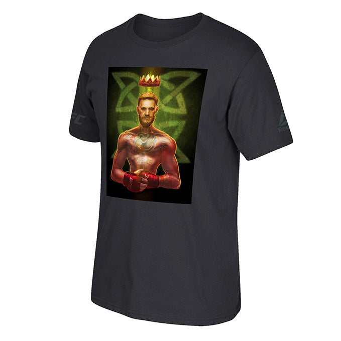 UFC Men's McGregor Illustrated T-Shirt