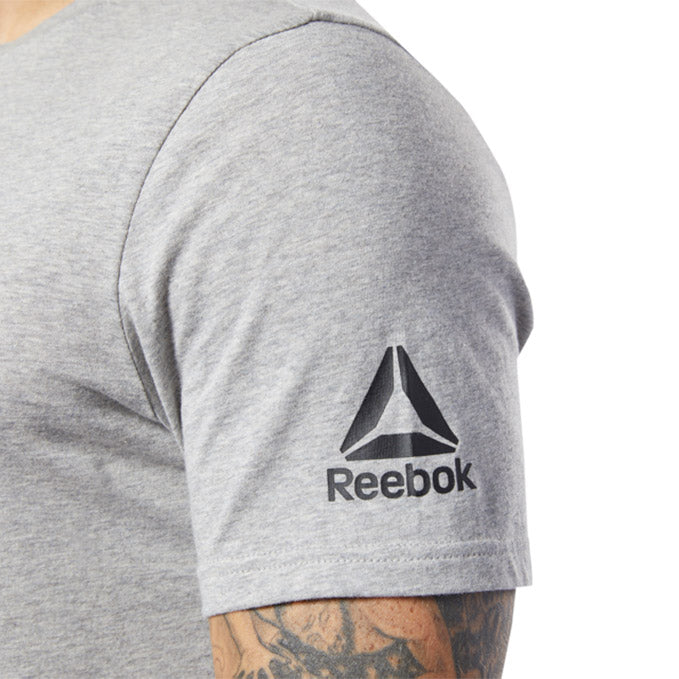 UFC Reebok Fan Gear McGregor T-Shirt - Grey