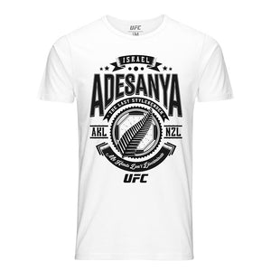 "Israel ""The Last Stylebender"" Adesanya My Hands Quote T-Shirt"
