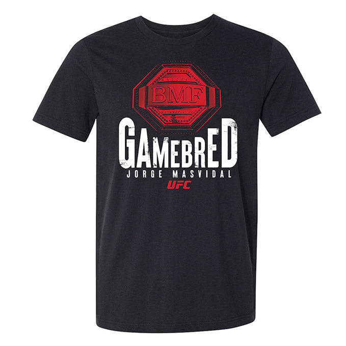 "Men's UFC Jorge ""Gamebred"" Masvidal T-Shirt - Black"