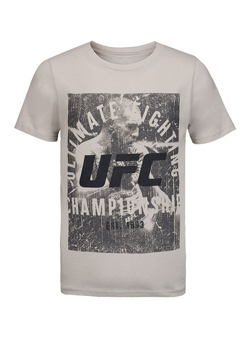 Kid's UFC Conor McGregor Photo T-Shirt