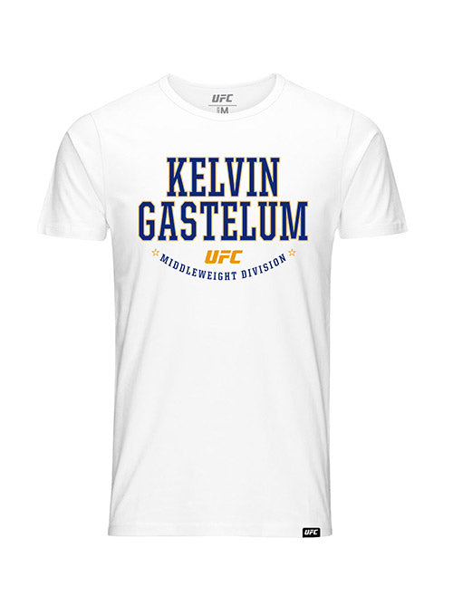 Kid's Kelvin Gastelum Color Graphic UFC T-Shirt
