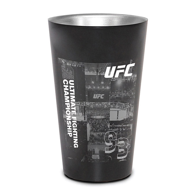UFC Photo Collage Pint Glass