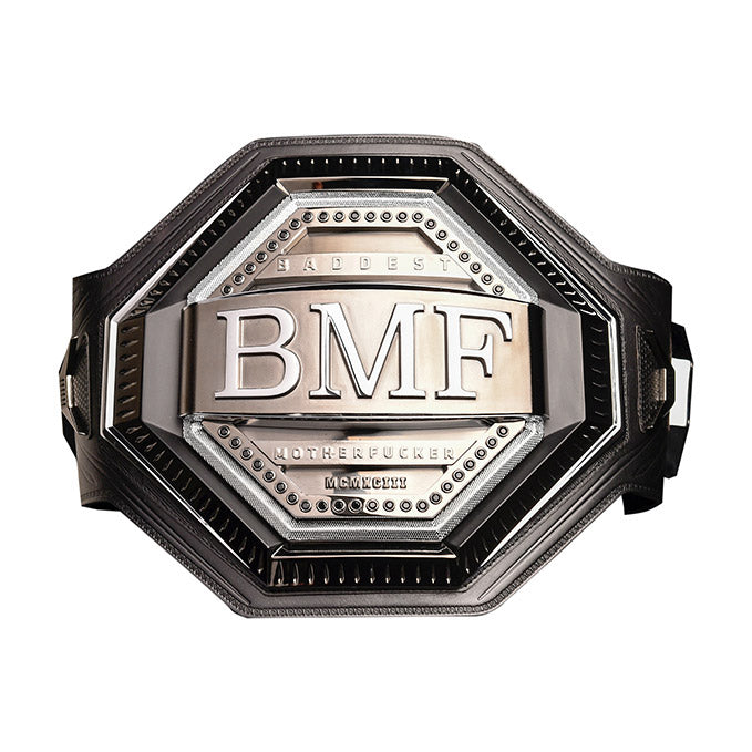 Image result for baddest mf belt ufc