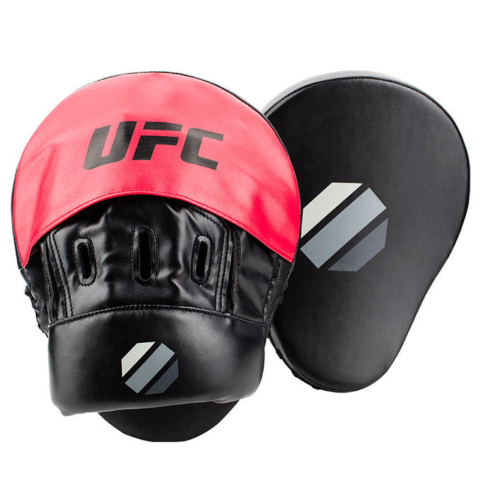 UFC Pair of Curved Focused Mitts