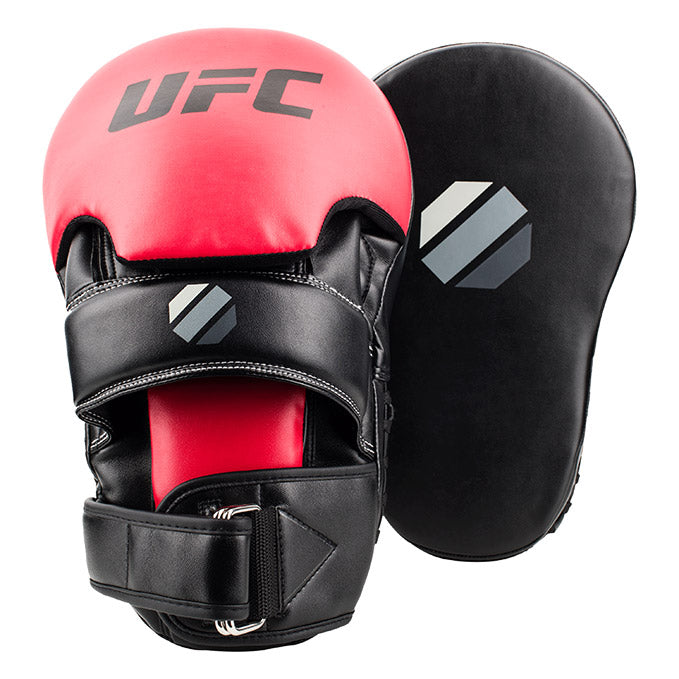 UFC Pair of Long Curved Focused Mitts