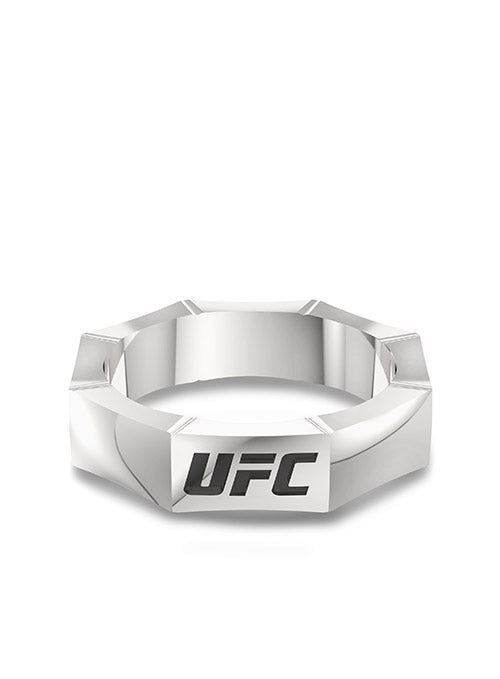 UFC 25th Anniversary Limited Edition Ring in Sterling Silver