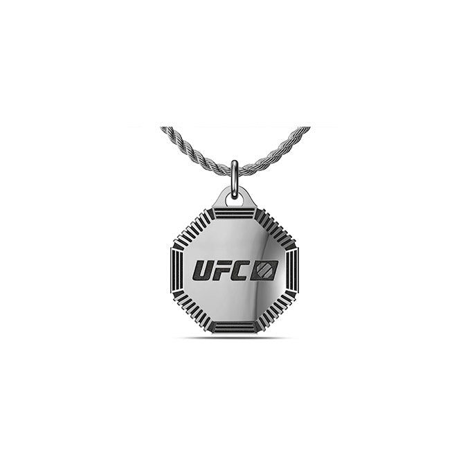 UFC Octagon Three Stroke Pendant
