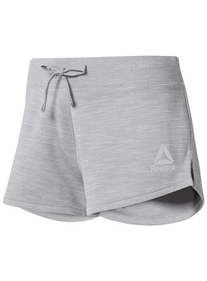 Women's Reebok Grey UFC FG Fight Week Short