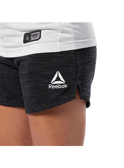 Women's Reebok Black UFC FG Fight Week Short
