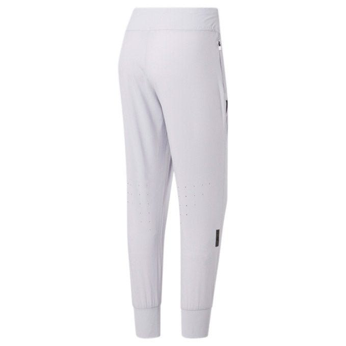 Women's UFC Reebok UBF Woven Track Pant - Light Grey