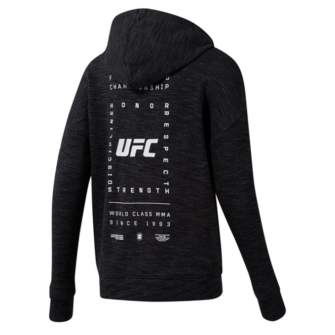 Women's UFC Reebok Fan Gear Fight Week Hoodie