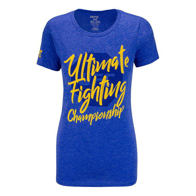 Women's UFC Brushed T-Shirt