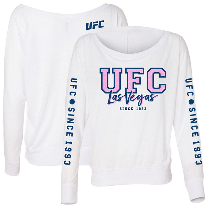 Women's UFC LV 1993 Drop Shoulder Long Sleeve T-Shirt