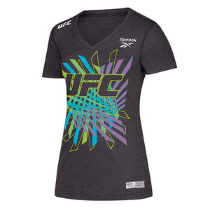 Women's Reebok EA SPORTS UFC 4 Walkout Jersey  - Black