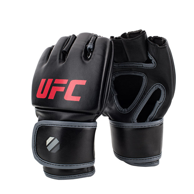UFC 5 oz MMA Black Gloves