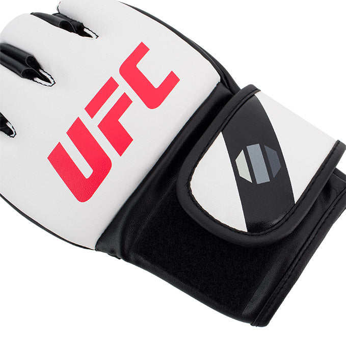 UFC 5 oz MMA White Gloves