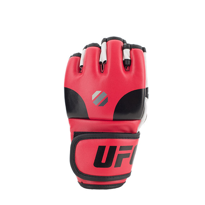 0db4ffcda0ab3 UFC Open Palm MMA Red Training Gloves – UFC Store
