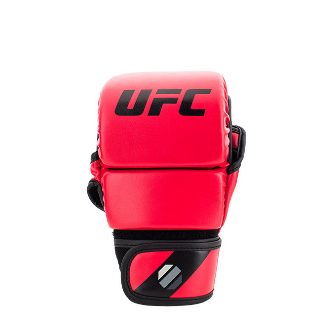 UFC 8 oz MMA Red Sparring Gloves
