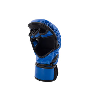 UFC 8 oz MMA Blue Sparring Gloves