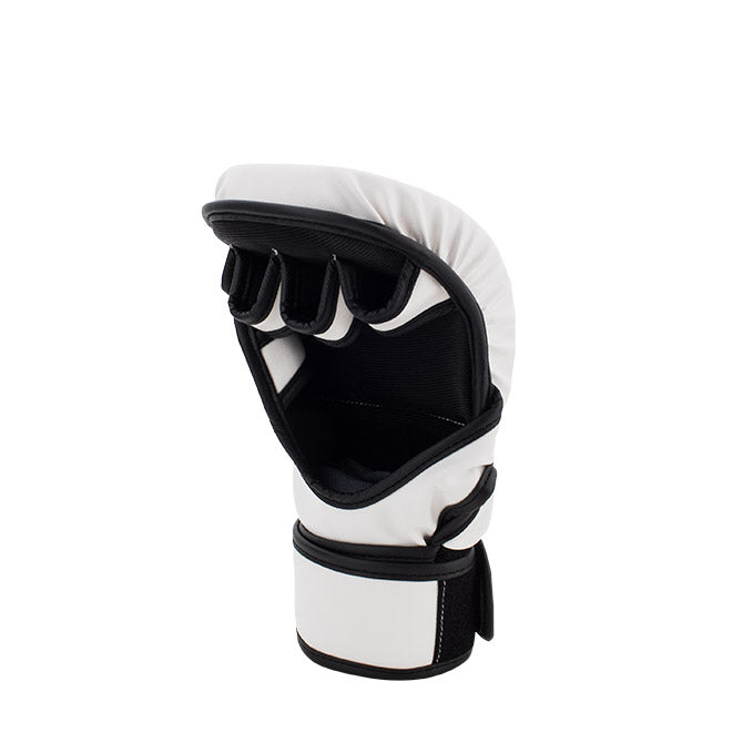 UFC 8 oz MMA White Sparring Gloves