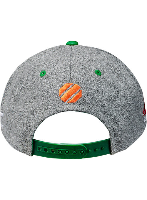 Reebok UFC Ireland Grey/Green Snapback