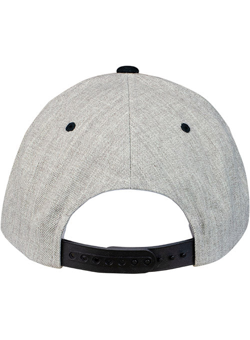 Reebok UFC Ireland Grey/Black Snapback