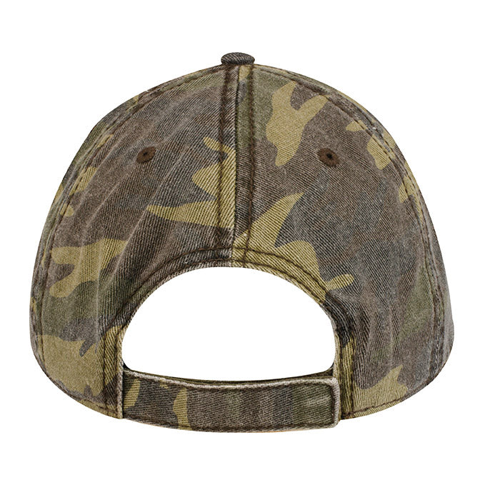 UFC Reebok Camo Adjustable Cap
