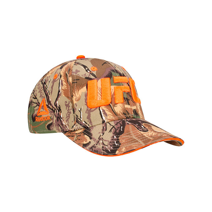 UFC Reebok Real Tree Camo Adjustable Cap
