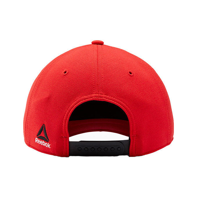 Reebok Red UFC Logo Baseball Hat