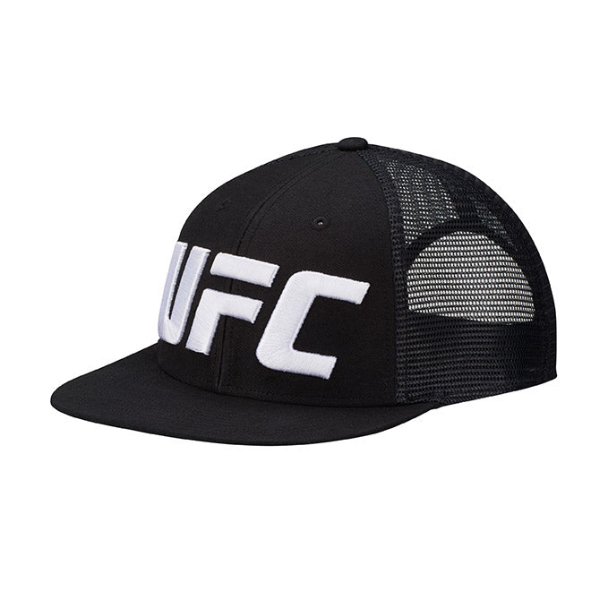 UFC Reebok Authentic Fight Night Cap - Black