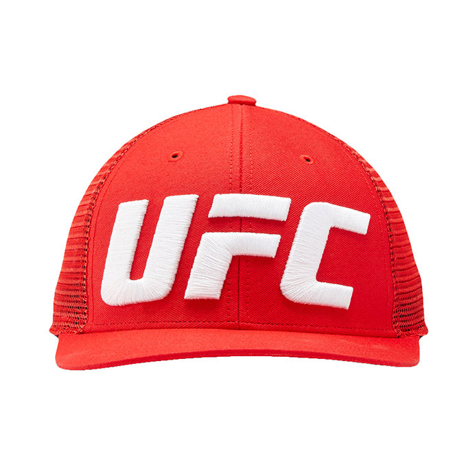 UFC Reebok Authentic Fight Night Cap - Red