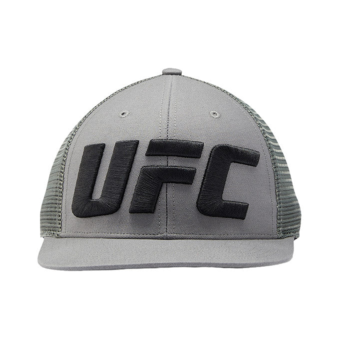 UFC Reebok Authentic Fight Night Cap - Grey