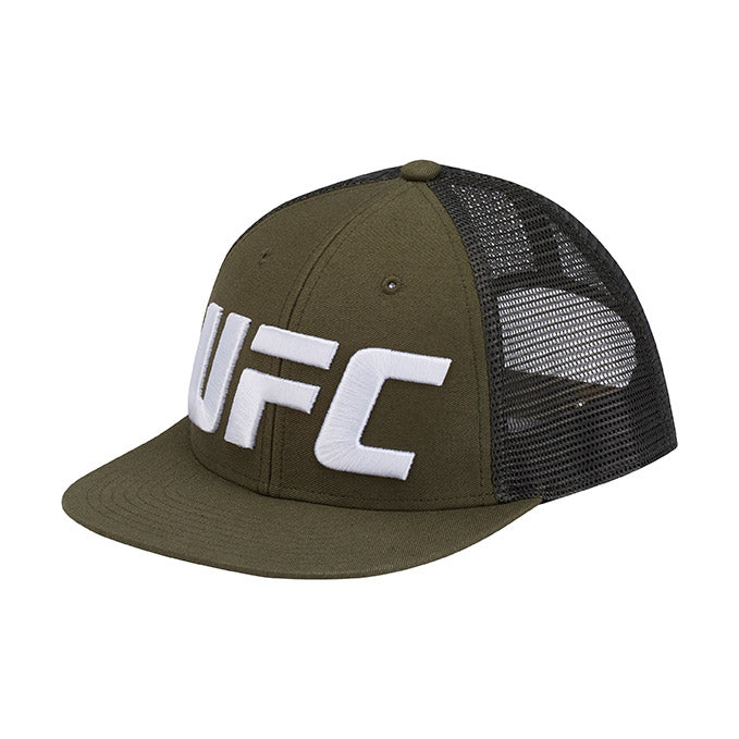 UFC Reebok Authentic Fight Night Cap - Poplar Green