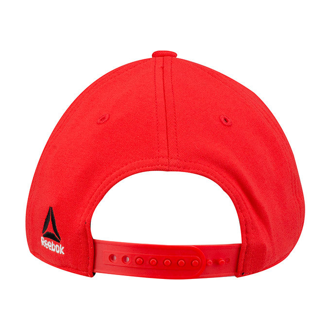 UFC Reebok Baseball Cap - Instinct Red