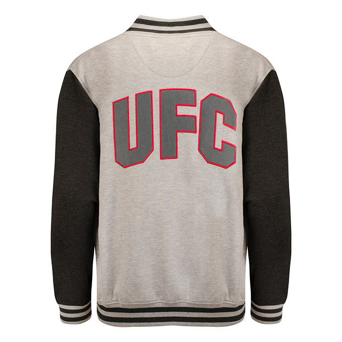 UFC Fleece Snap Jacket