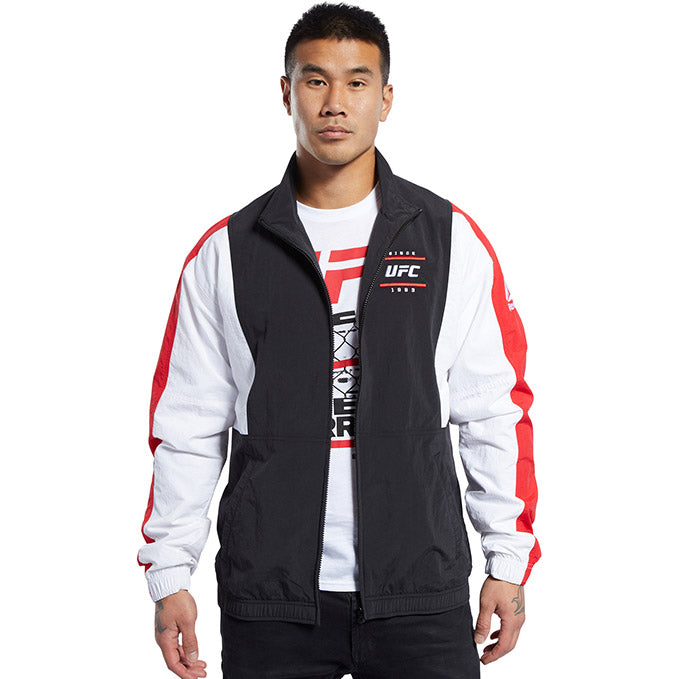 UFC Reebok Fan Gear Capsule Jacket - Black