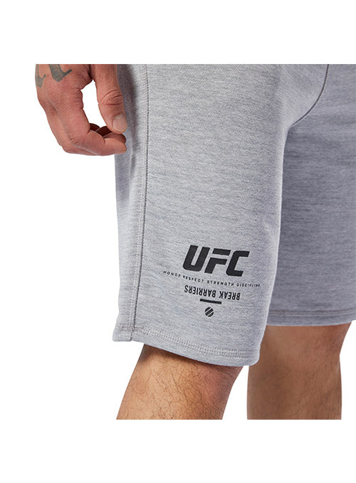 Reebok Grey UFC Fight Week Short