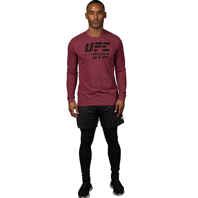 Ufc Gym Men S 2 In 1 Active Legging Ufc Store